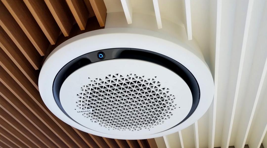 Klimaservice Widmer Wettingen, Samsung Klimaanlagen und Wärmepumpen